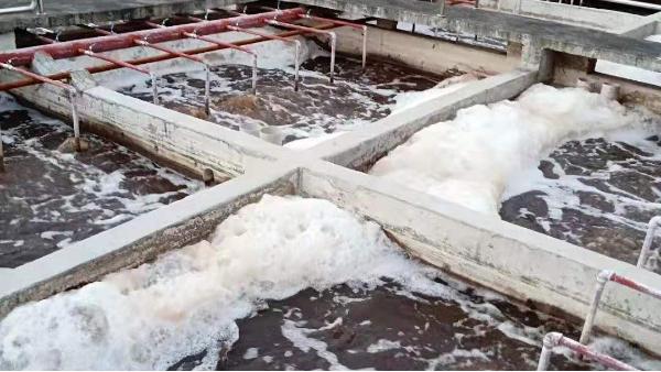 新粤亚工业铝材表面及废水处理经典案例