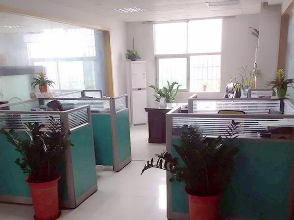 彗星化工-办公室