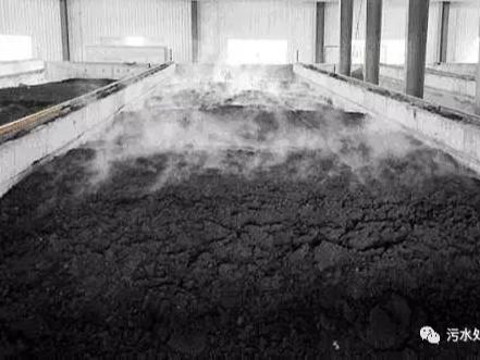 常用污泥脱水的6种方法,快进来了解一下!